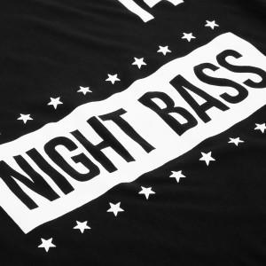 Night Bass Soccer T-Shirt