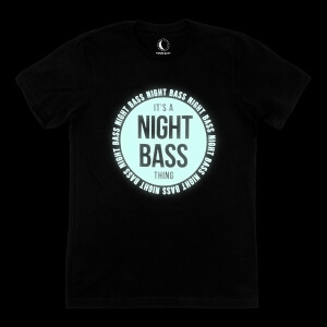 It's a Night Bass thing (Glow-in-the-dark)