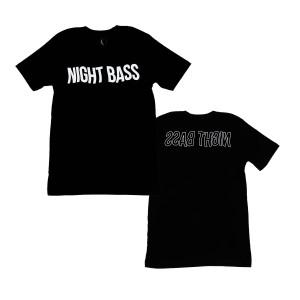 Night Bass Wavy T-Shirt