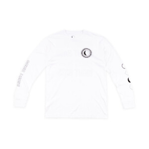 White Fresh Long Sleeve Tee
