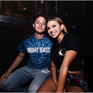 Night Bass Classic Tie Dye T-Shirt