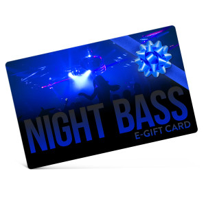 Night Bass eGift Card