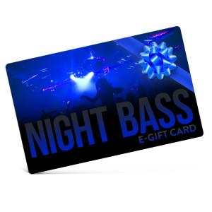 Night Bass eGift Card