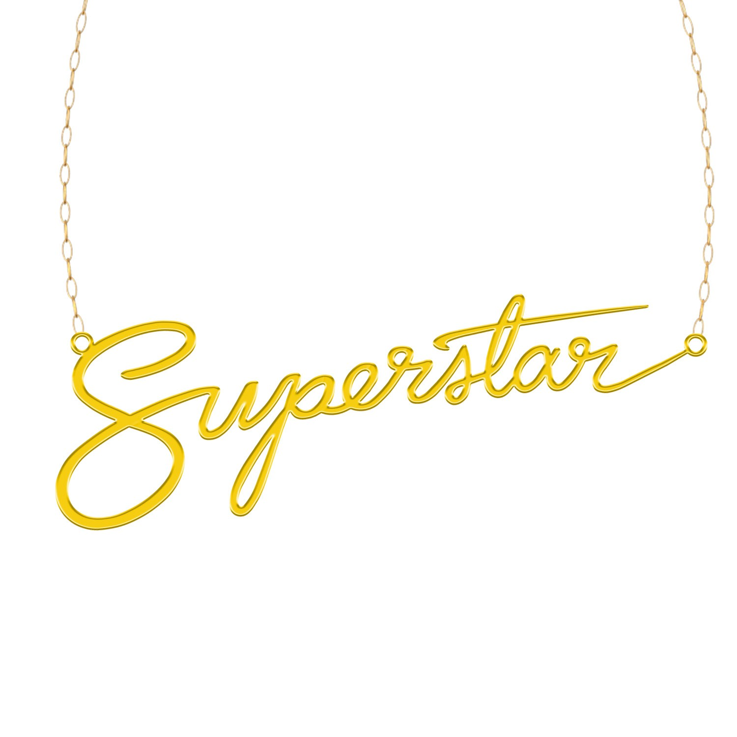 Limited Edition Superstar Necklace