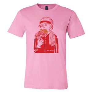 Pink Caroline Rose Tee