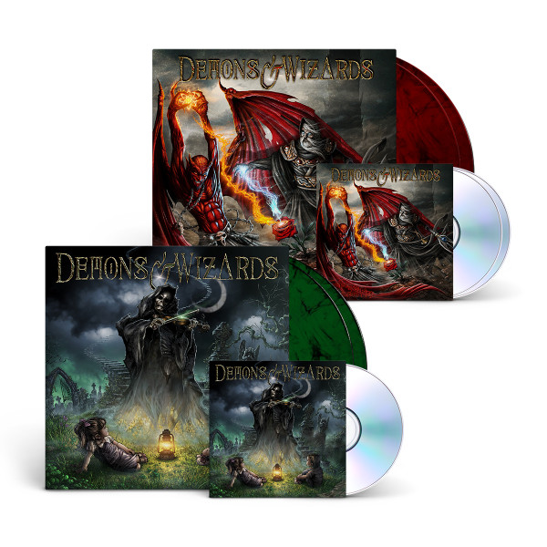 Demons and Wizards - Demons & Wizards (Remasters 2019) 6 - Panel