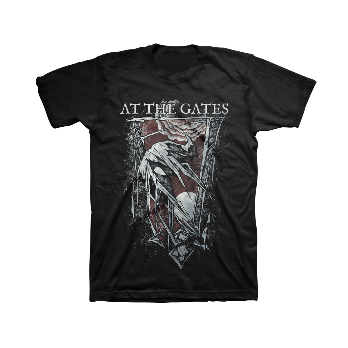 At The Gates - Nightmare Black T-Shirt