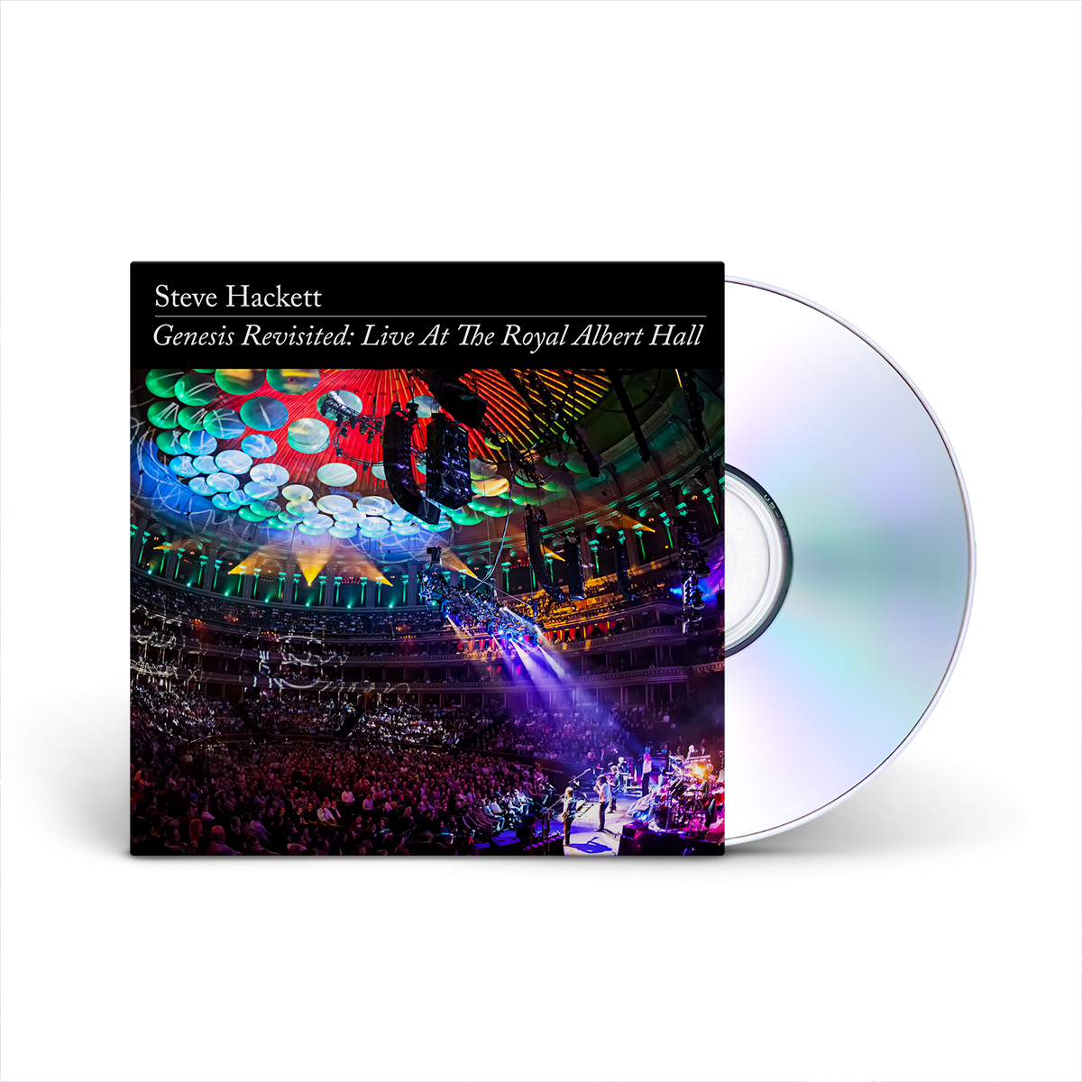 Steve Hackett - Genesis Revisited: Live at the Royal Albert Hall DVD
