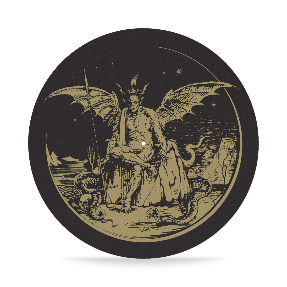 Mayhem - Collectible Vinyl Slipmat #2