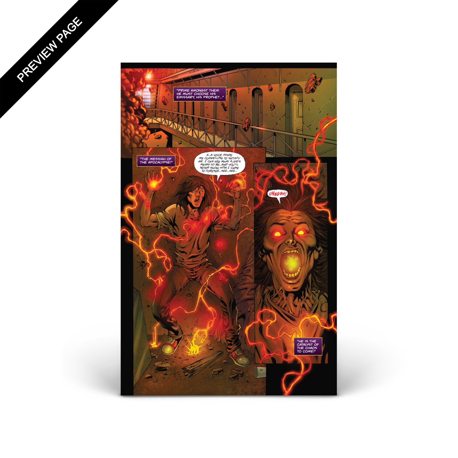 Iron Maiden - Legacy of the Beast - Volume 2 - Issue #1 - Cover A