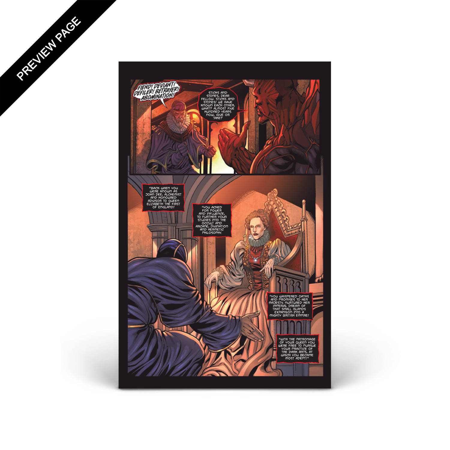Iron Maiden - Legacy of the Beast - Volume 2 - Issue #4 - Cover A