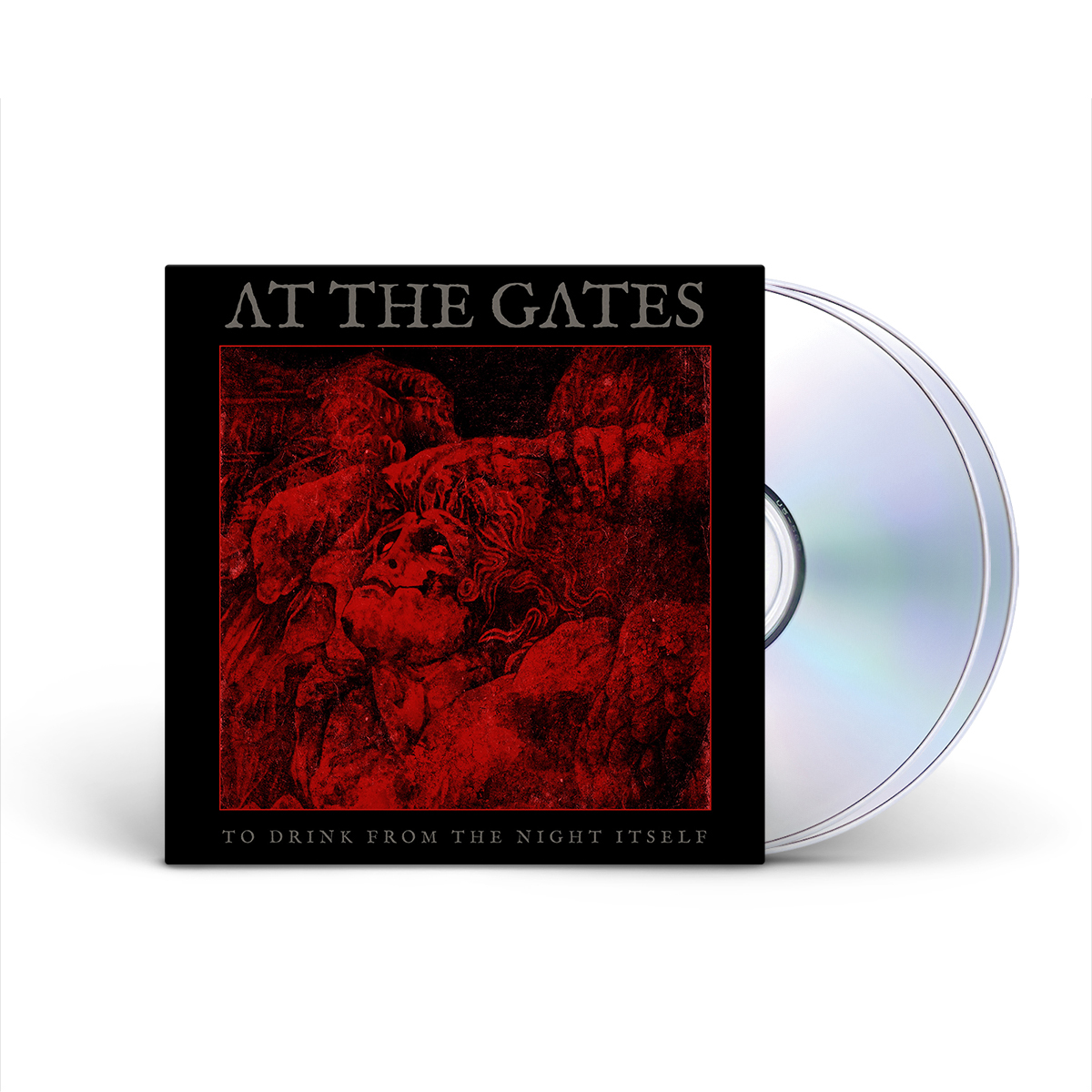 At The Gates: To Drink From The Night Itself  (2-disc) CD
