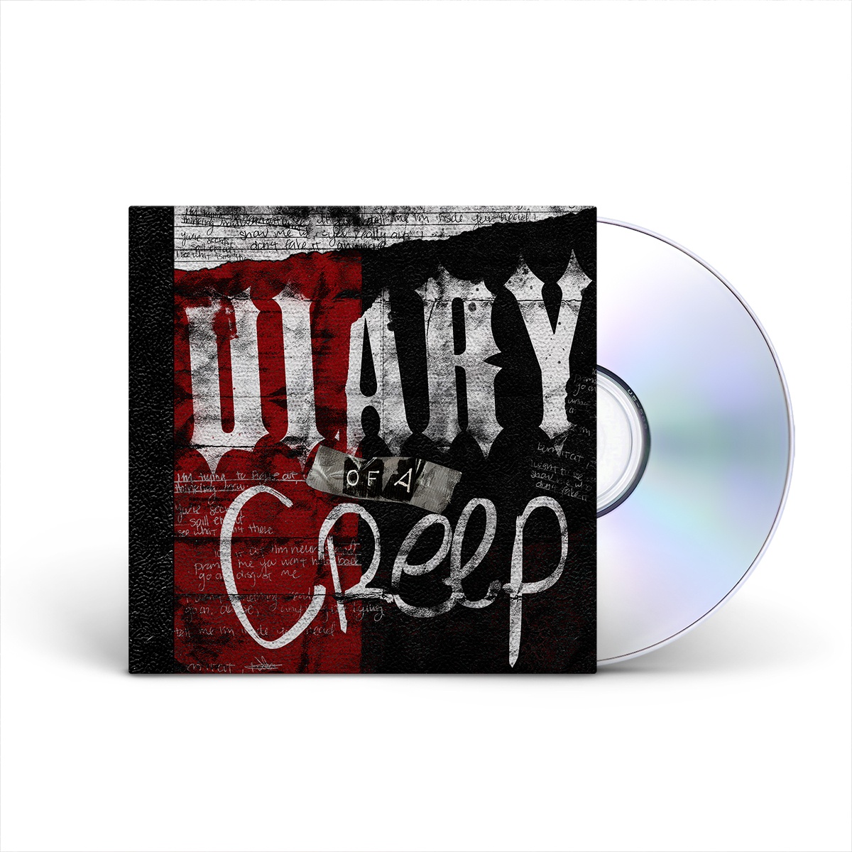 New Years Day: Diary of A Creep  CD