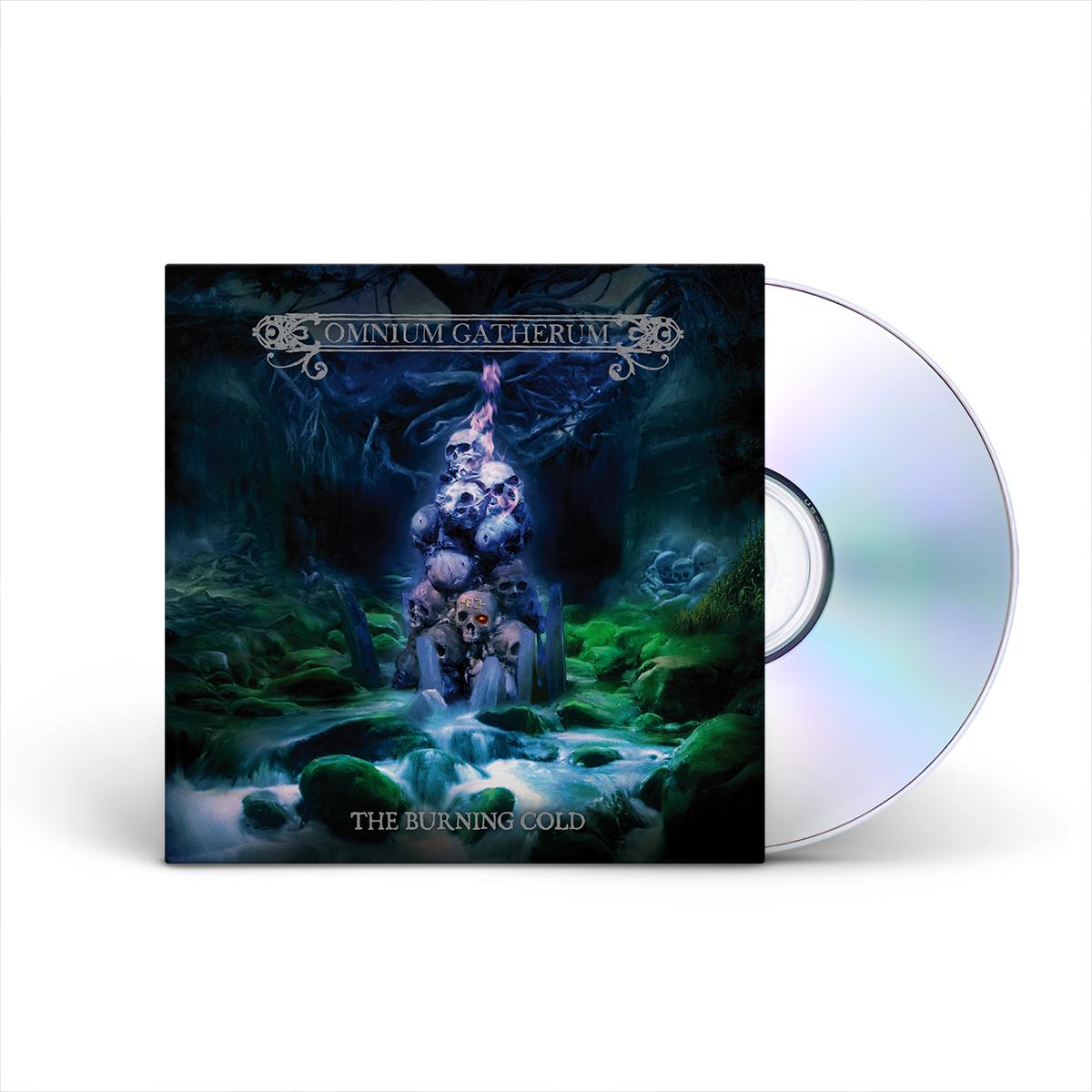 Omnium Gatherum: The Burning Cold CD