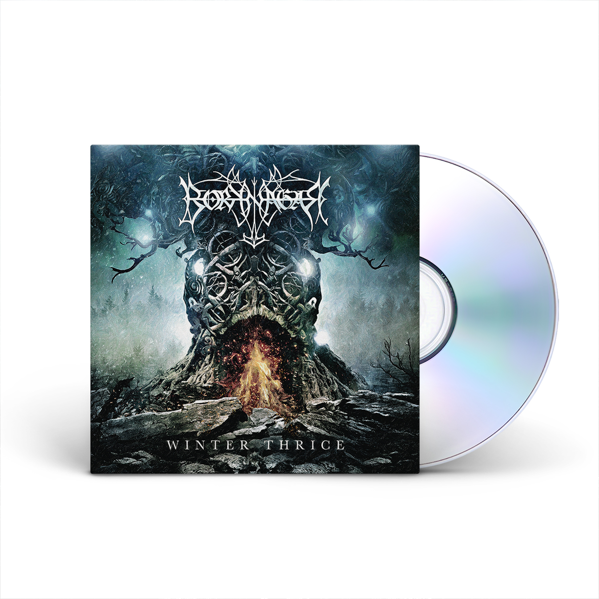Borknagar - Winter Thrice Limited Edition CD