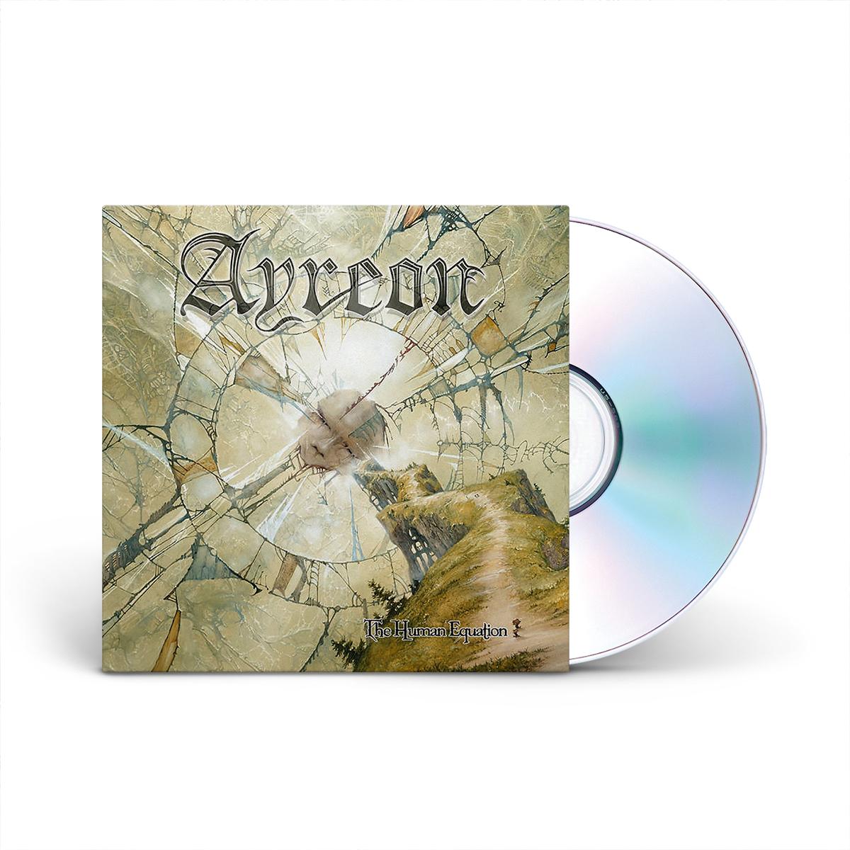 Ayreon - The Human Equation CD