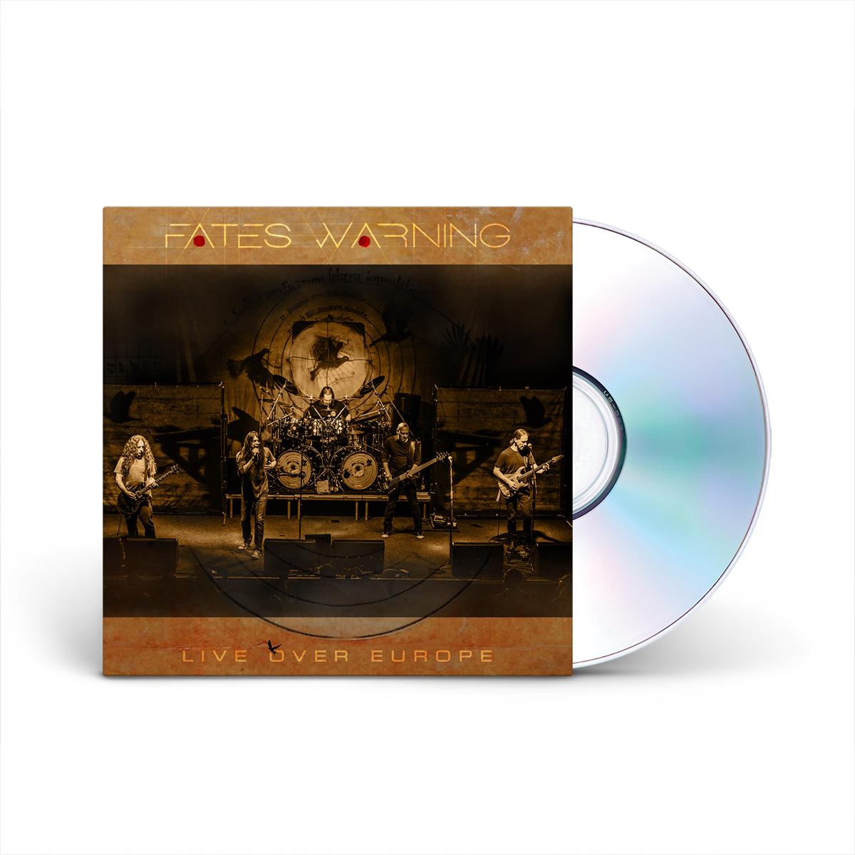 Fates Warning - Live Over Europe 2 CD Set
