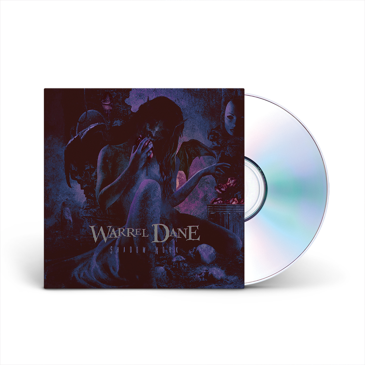 Warrel Dane - Shadow Work CD