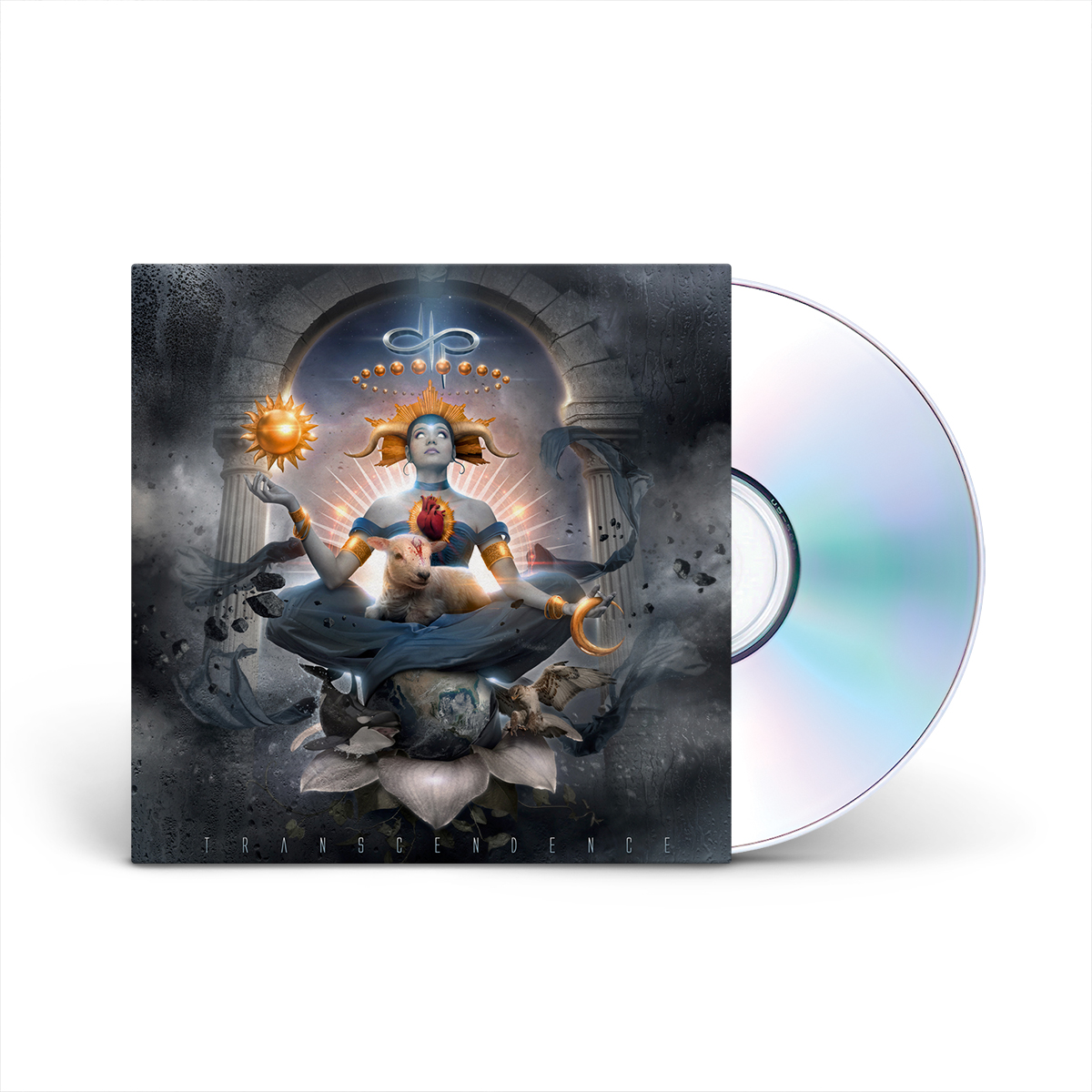 Devin Townsend Project - Transcendence CD