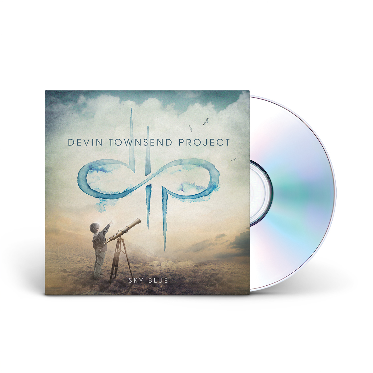 Devin Townsend Project - Sky Blue (stand-alone version 2015) CD