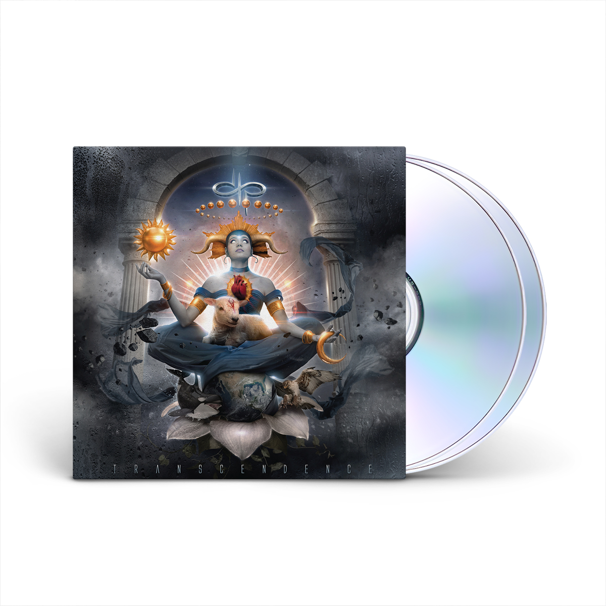 Devin Townsend Project - Transcendence Limited edition 2 CD Set