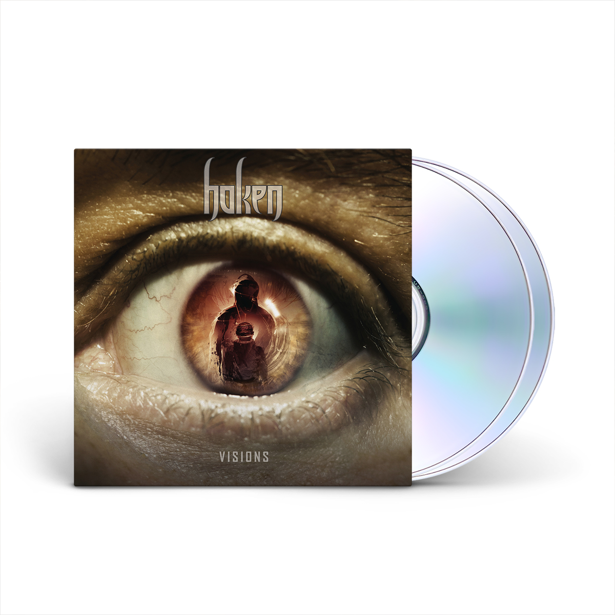 Haken - Visions (Re-issue 2017) Special Edition 2 CD Set