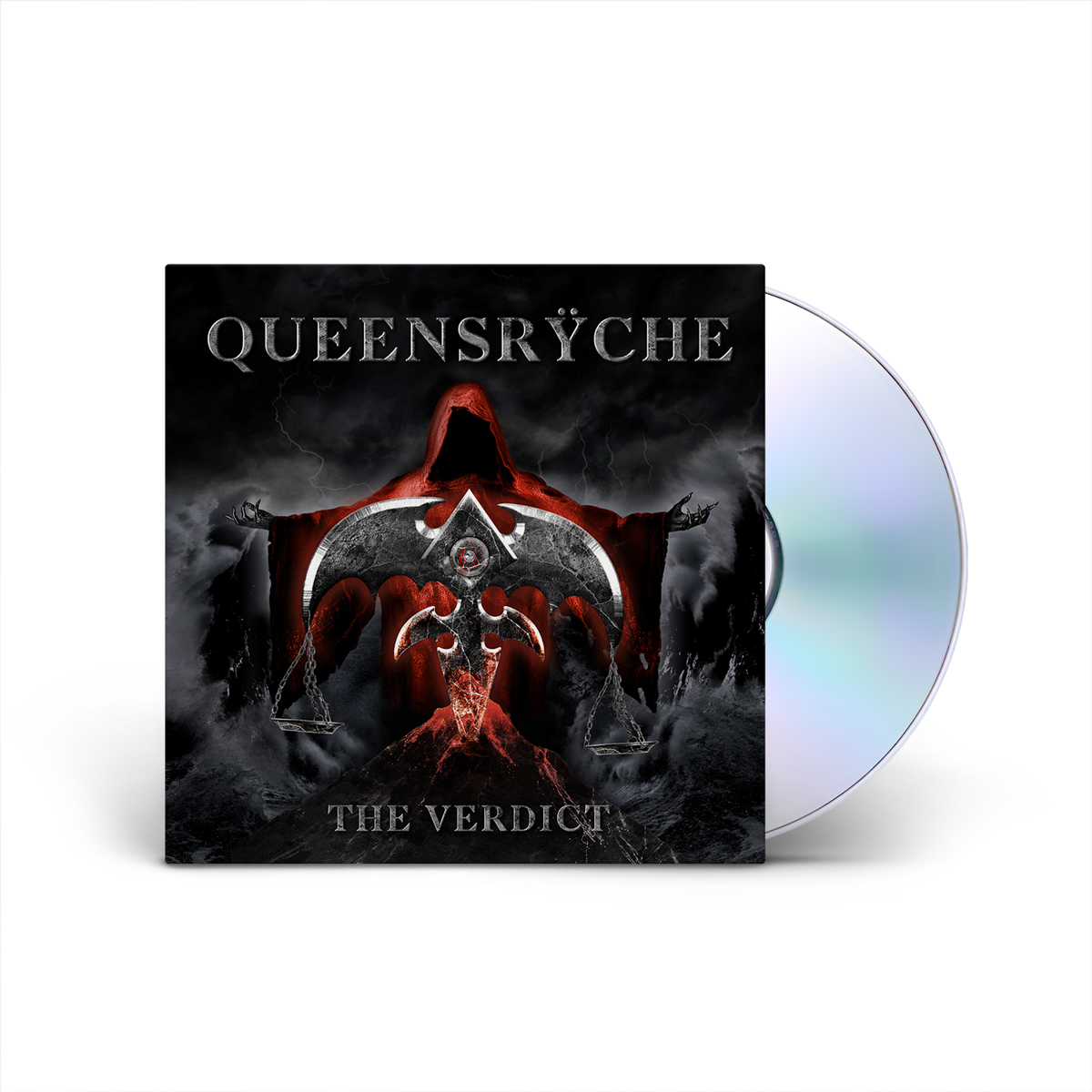 Queensrÿche - The Verdict Limited Edition Digipak