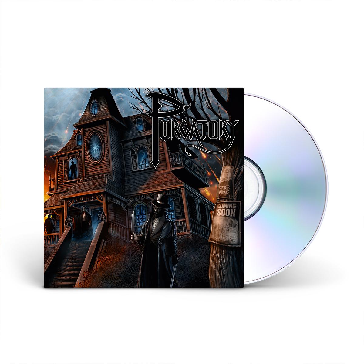 Jon Schaffer's Purgatory - Purgatory CD