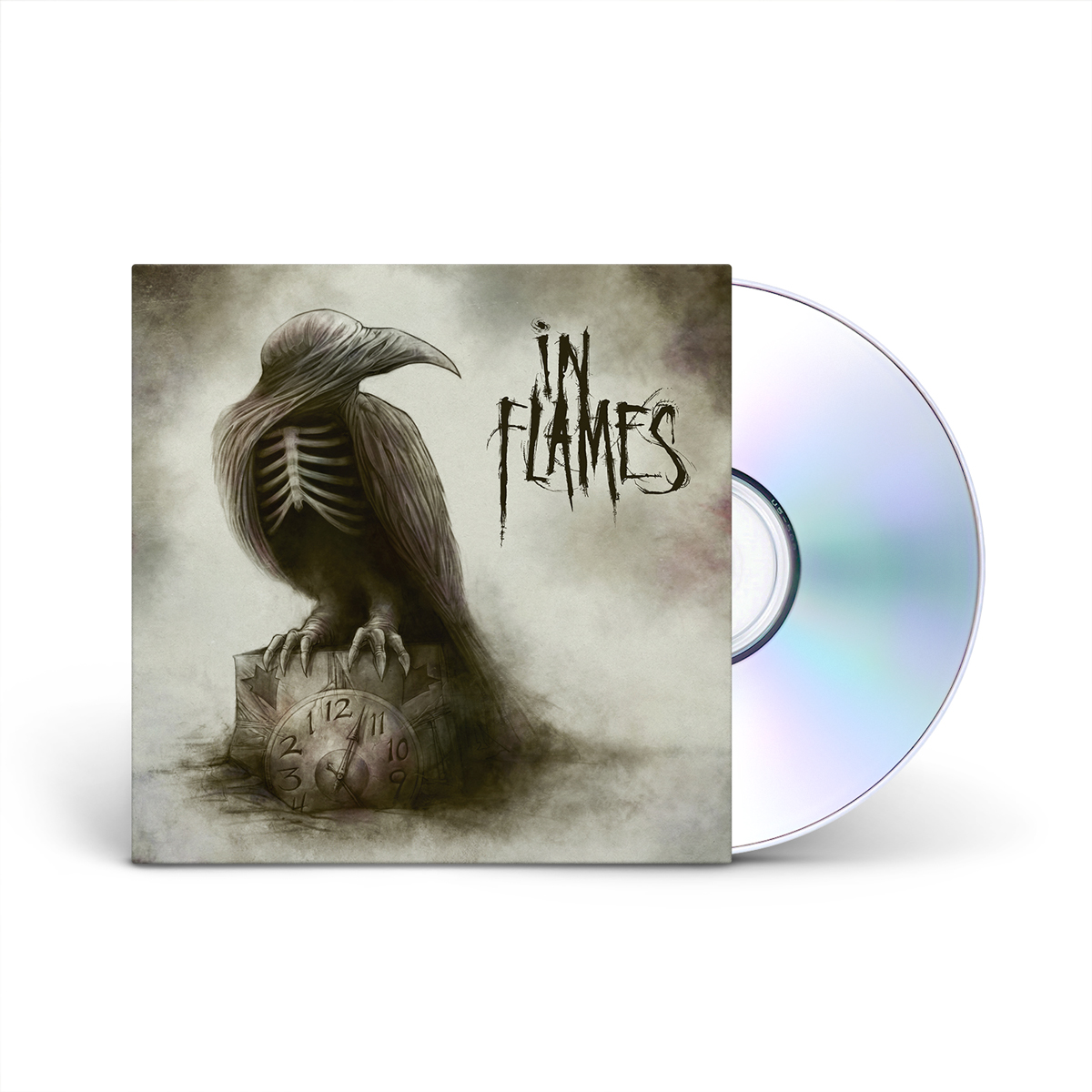 In Flames - Sounds Of A Playground Fading CD