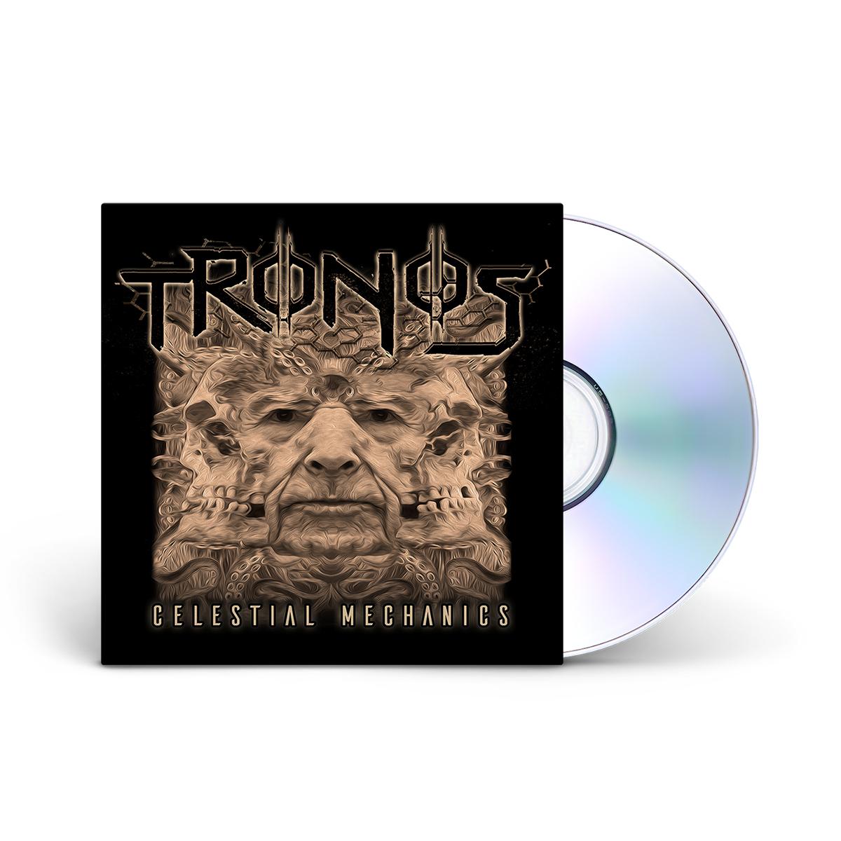 Tronos - Celestial Mechanics CD