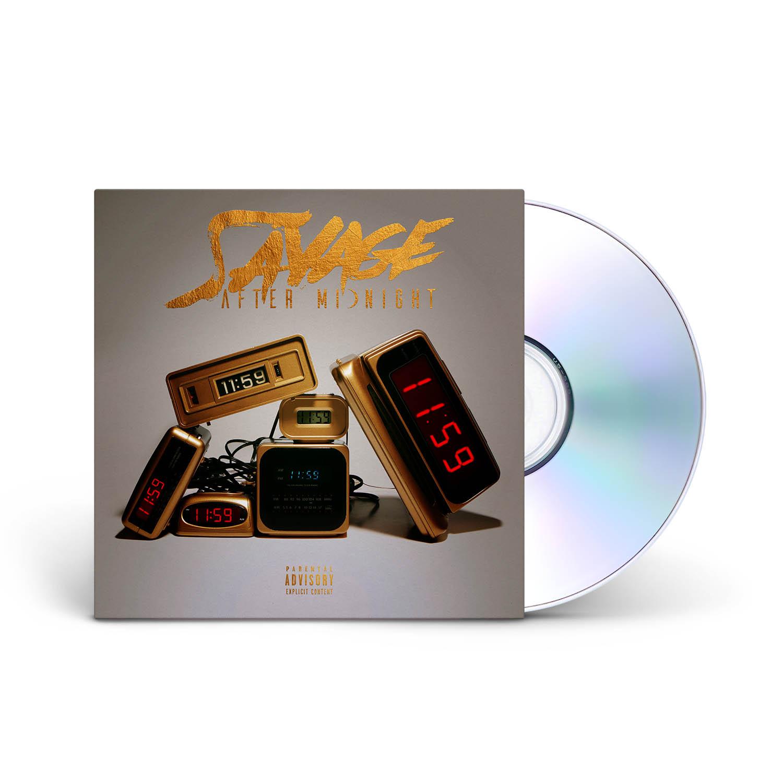Savage After Midnight - 11:59 CD