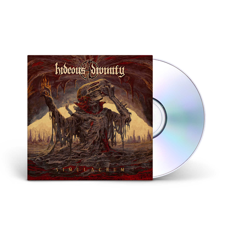 Hideous Divinity - Simulacrum CD
