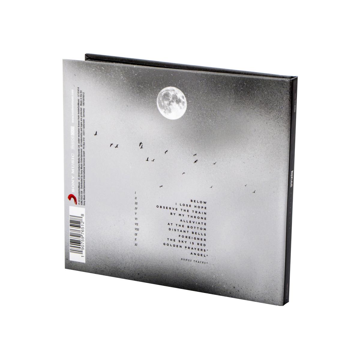 Leprous - Pitfalls CD Mediabook