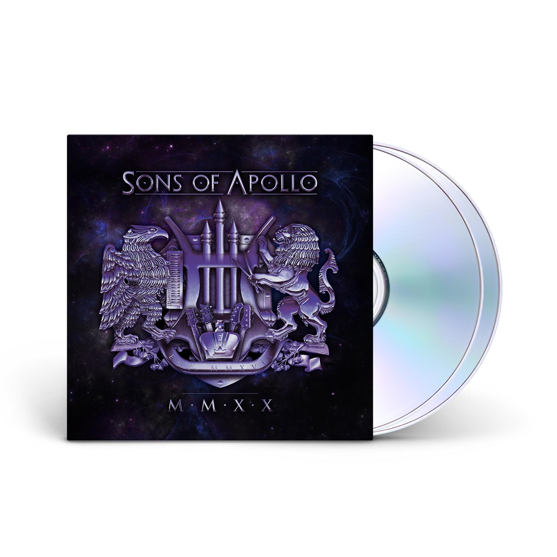 Sons of Apollo - MMXX 2-CD Digipak