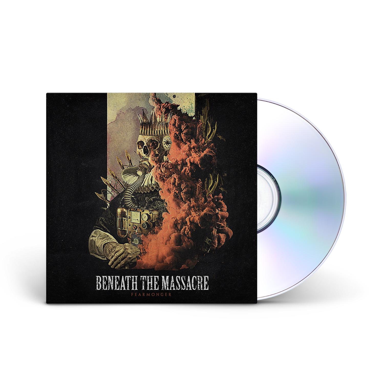 Beneath the Massacre - Fearmonger CD