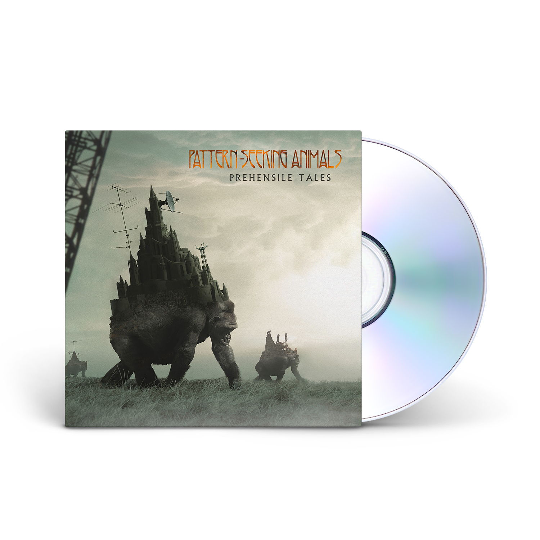 Pattern-Seeking Animals - Prehensile Tales CD + Digital Download