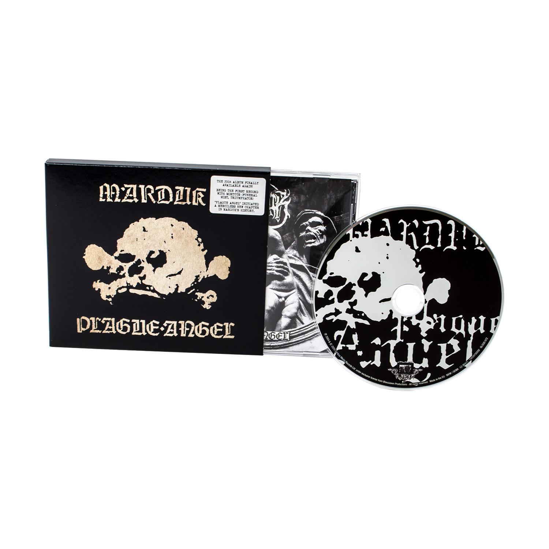 Marduk - Plague Angel (Reissue 2020) Ltd. CD Jewelcase