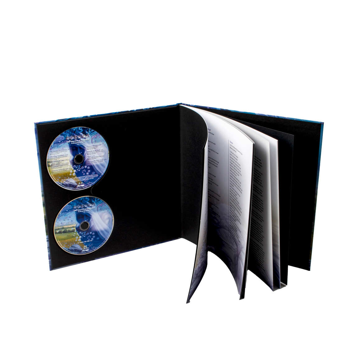 Kansas - The Absence Of Presence Ltd. Deluxe CD + Blu-Ray Artbook + Digital Download