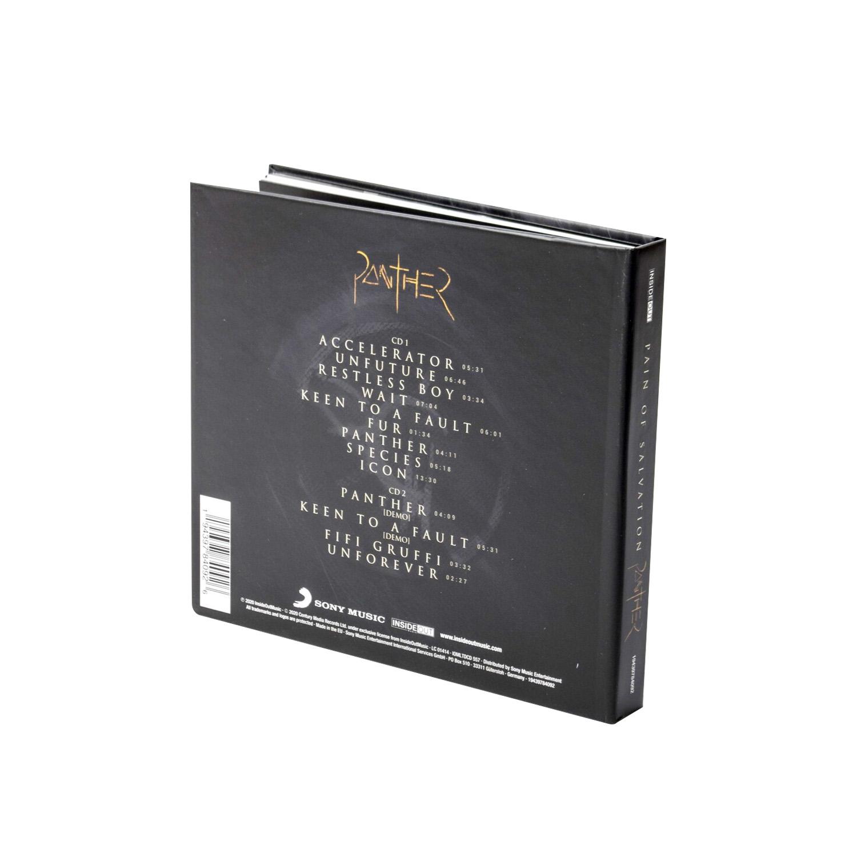 Pain Of Salvation - PANTHER 2CD Mediabook + Digital Download