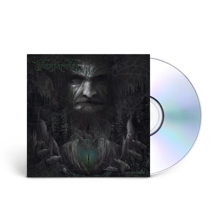 Finntroll - Vredesvävd CD Jewelcase + Digital Download