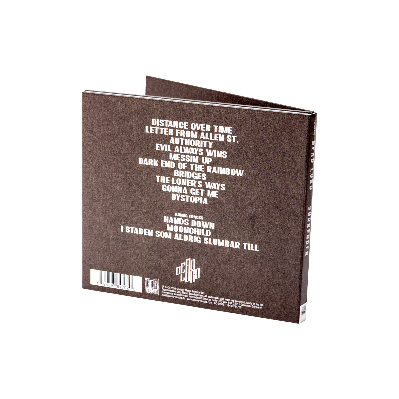 Dead Lord - Surrender Ltd. CD Digipak + Digital Download