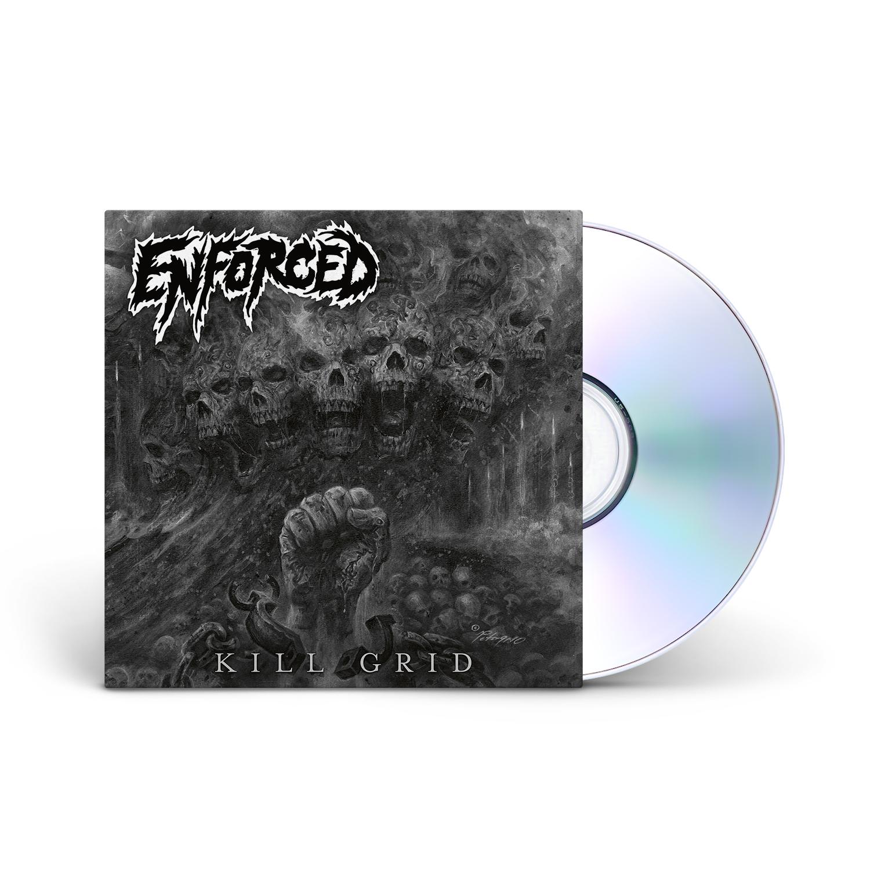 Enforced - Kill Grid CD Jewelcase + Digital Download