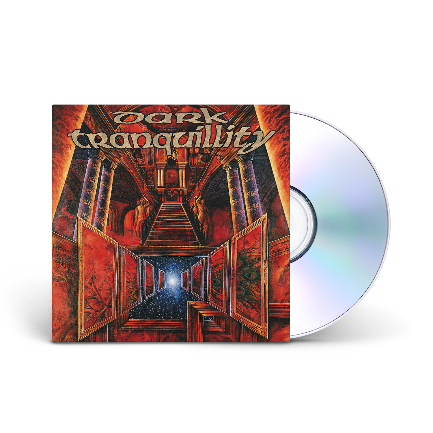 Dark Tranquillity - The Gallery (Re-issue 2021) CD Jewelcase