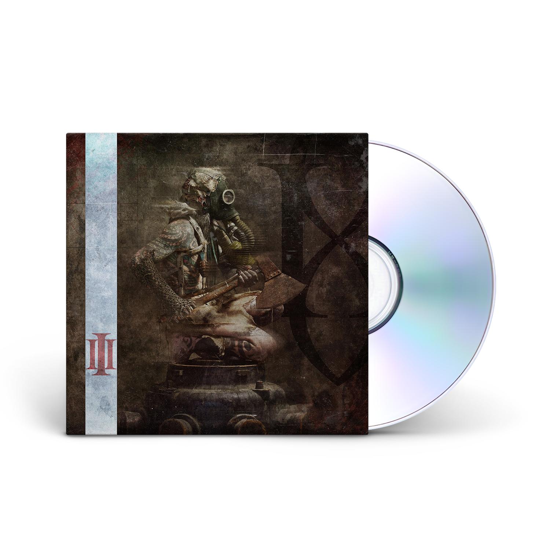 Gemini Syndrome - 3rd Degree - The Raising CD Digipack + Digital Download