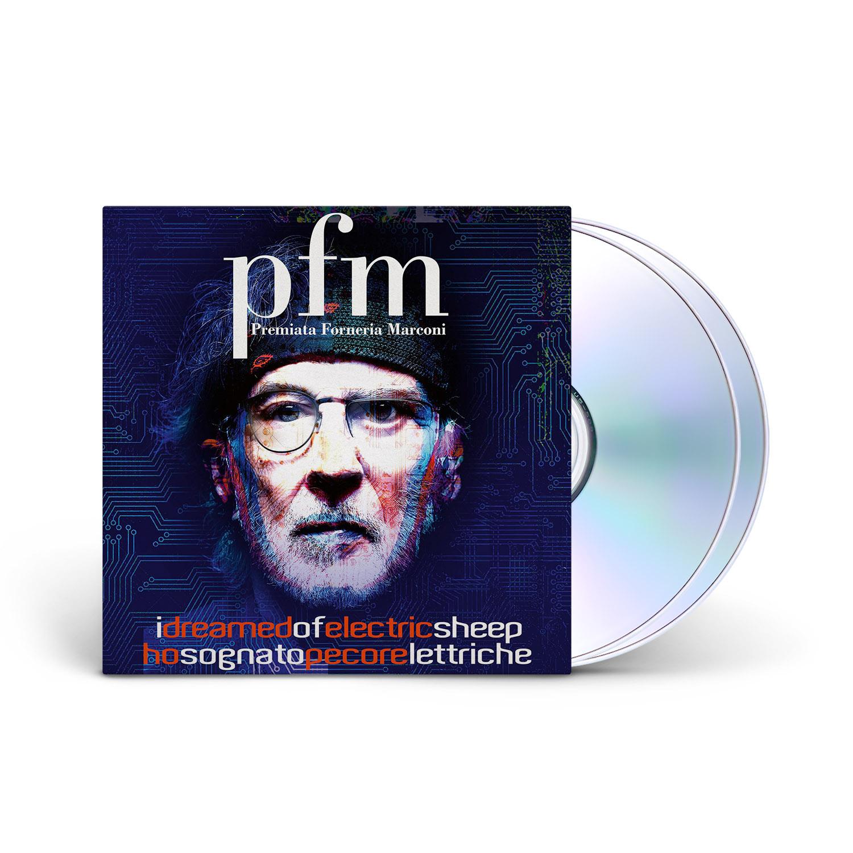 Premiata Forneria Marconi - I Dreamed of Electric Sheep CD Jewelcase + Digital Download
