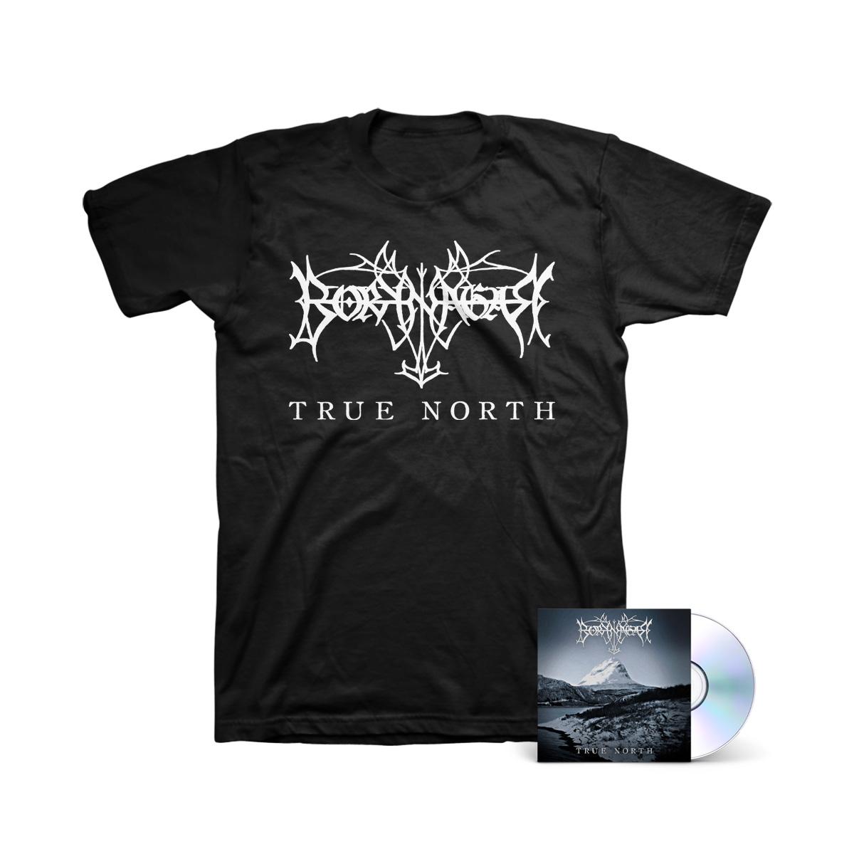 Borknagar - True North Digipak CD + T-Shirt