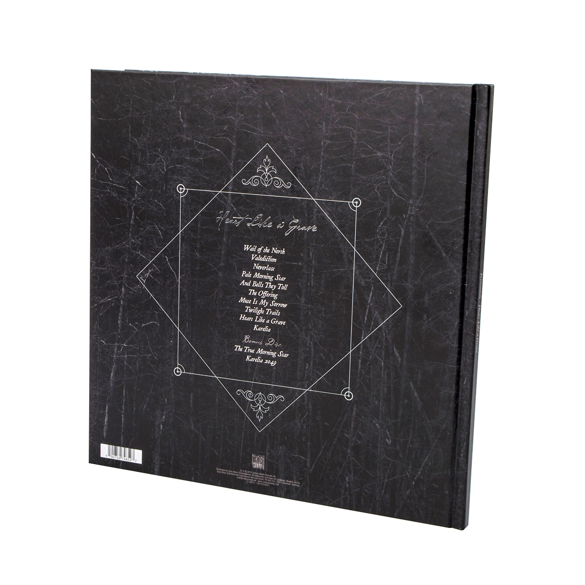 Insomnium - Heart Like A Grave Limited Deluxe 2-CD Artbook + Green Vinyl LP + Jewelcase CD + T-Shirt