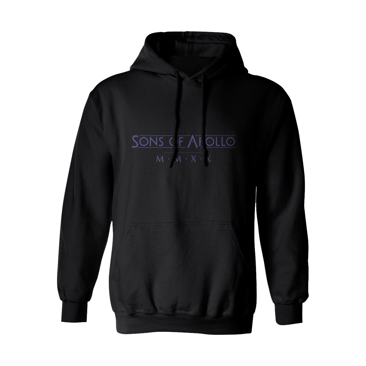Sons of Apollo - MMXX - Logo Black Pullover Hoodie