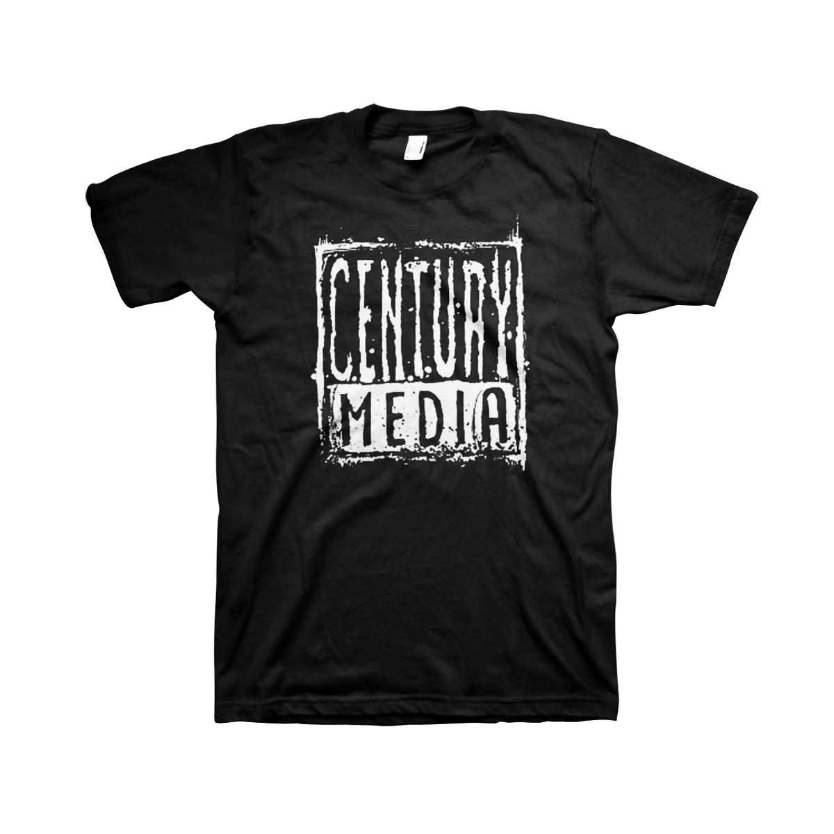 Century Media Logo T-shirt