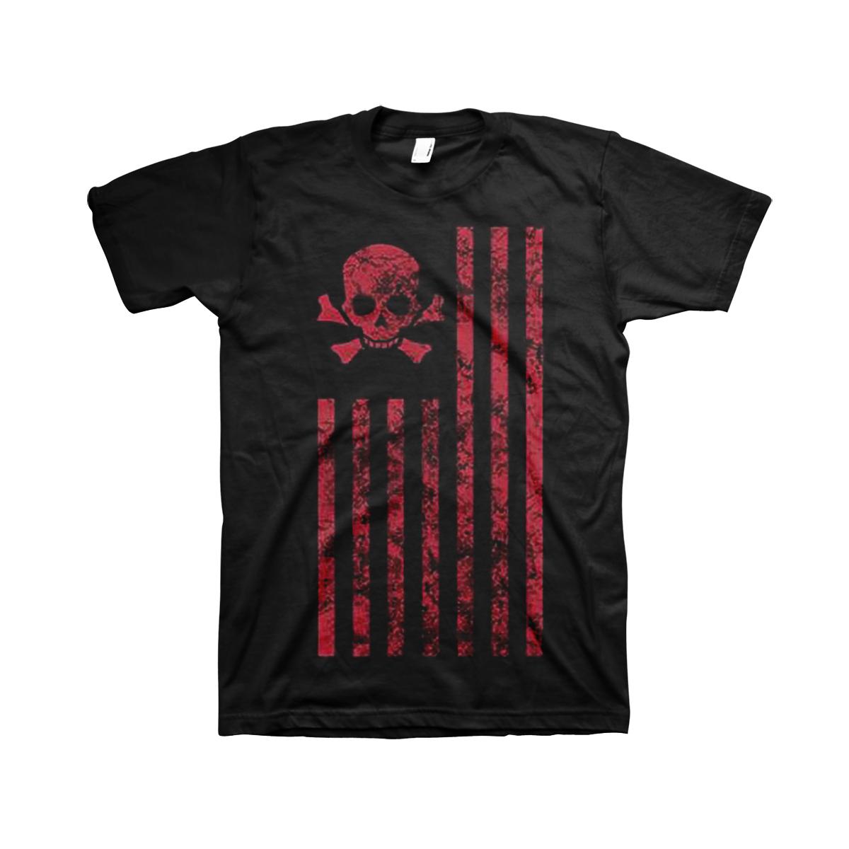 Skulls & Stripes T-shirt